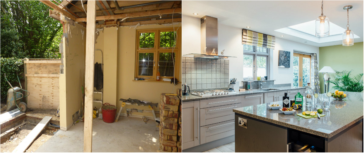 Kitchen Transformation Surrey