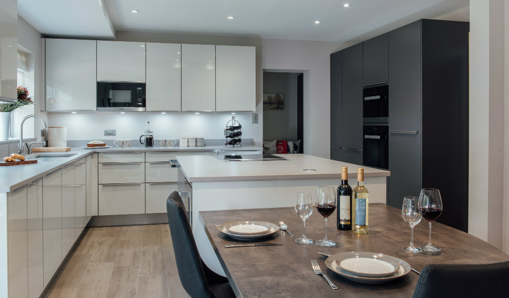 Client Portfolio Kitchen Surrey