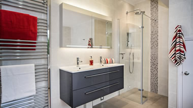 3D Visualisation - Bathroom Design