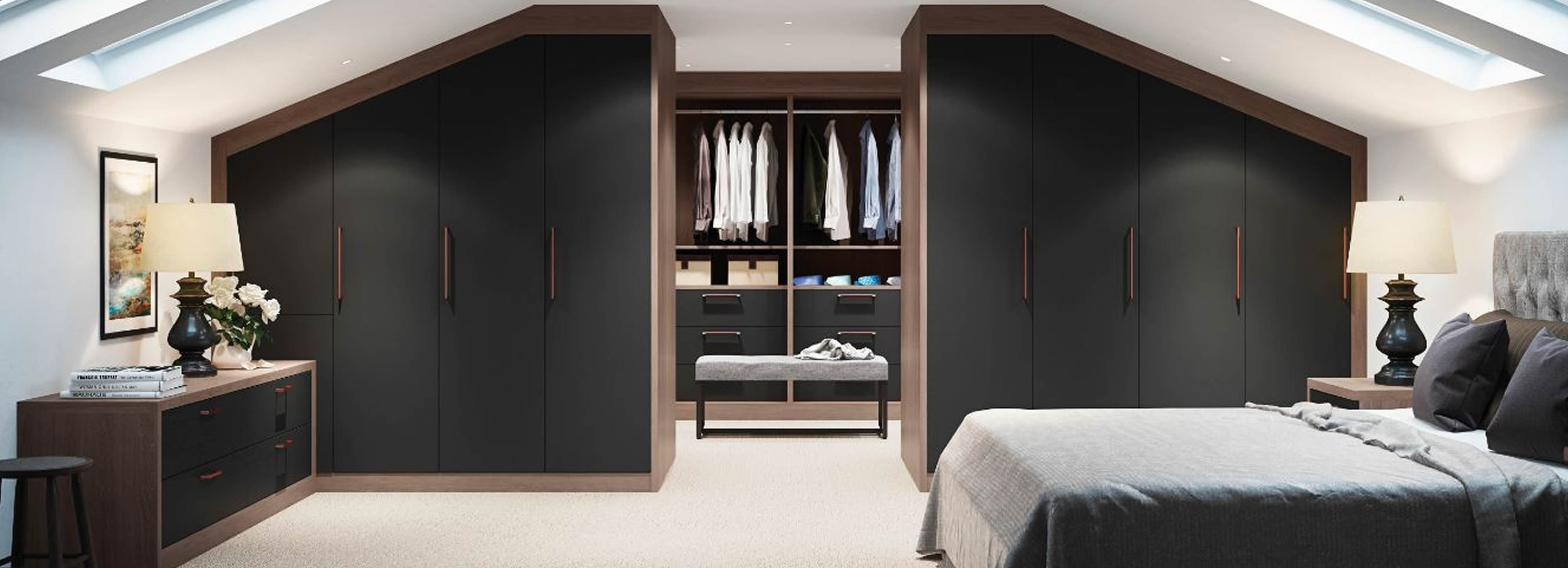 finest selection c0ecc 98916 Fitted Bedroom Wardrobes - design & install, Surrey ...