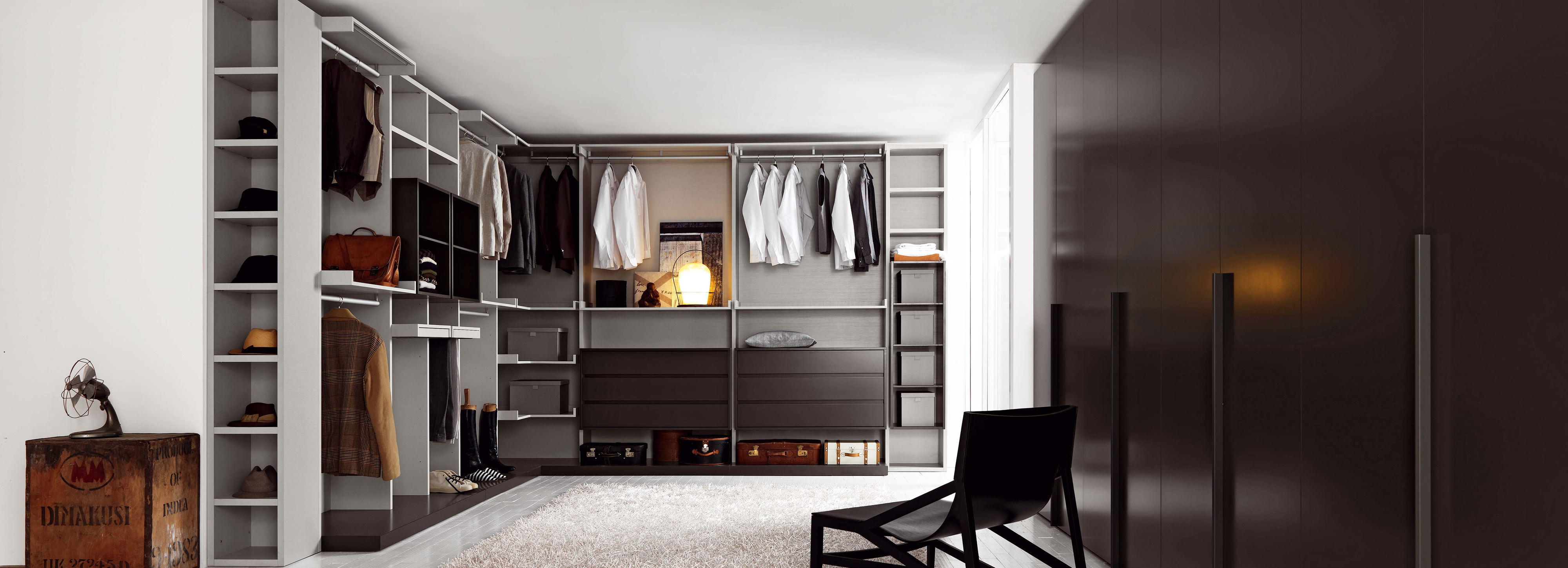 Walk-in Wardrobe - Tempo Cabine