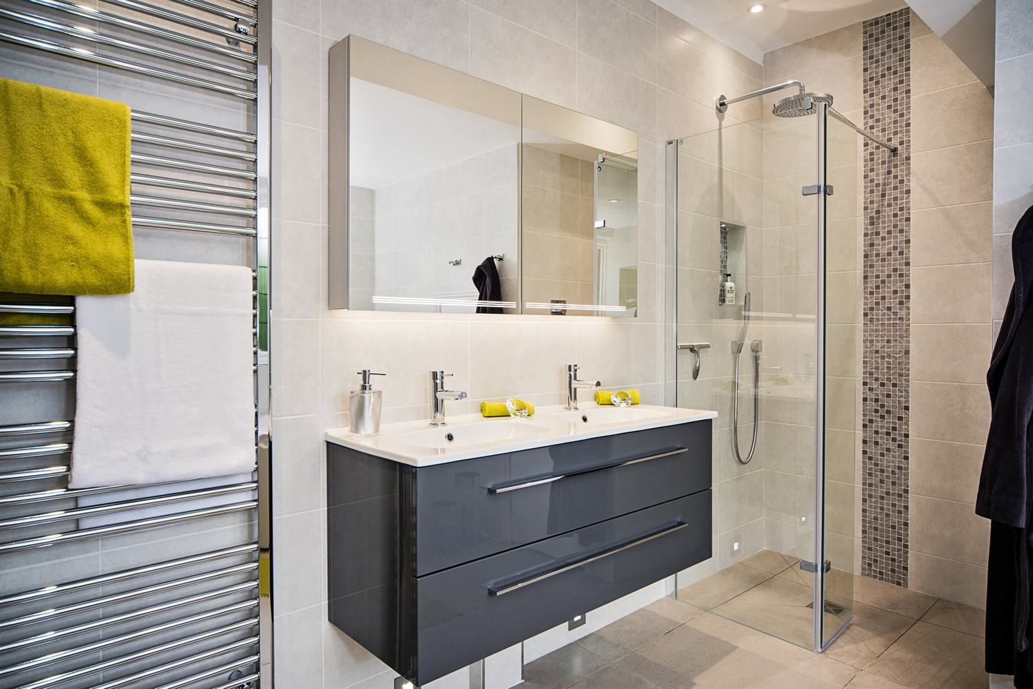 Bathroom Client Projects - Raycross Interiors