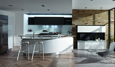 Curved Kitchens Category