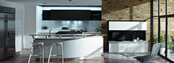 Metris Curved Kitchen Thumb - Wing Islnad Curve